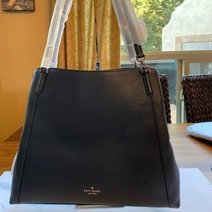 Kate Spade Jackson Triple Compartment Tote